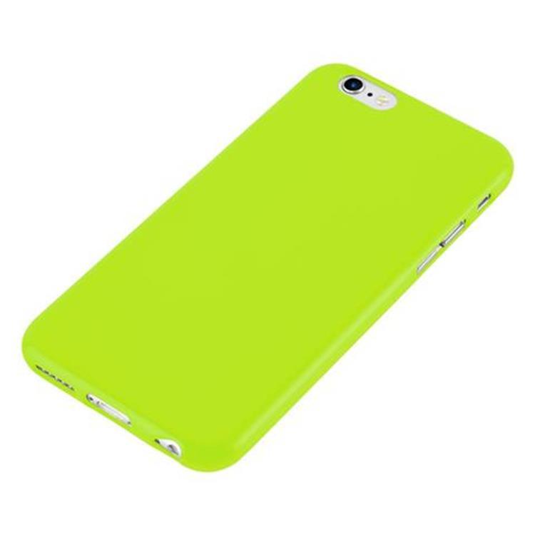 Custodia-Cover-Silicone-per-Apple-iPhone-6-6S-Morbida-TPU-Case miniatura 16