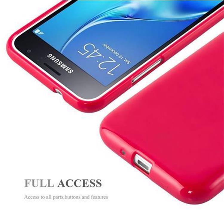 Custodia-Cover-Silicone-per-Samsung-Galaxy-J1-2015-Morbida-TPU-Case miniatura 13