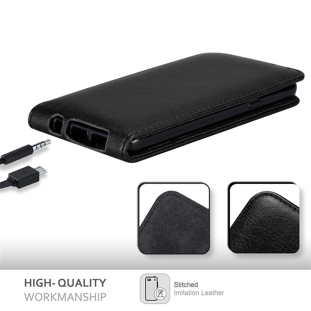 Custodia-per-Samsung-Galaxy-A3-2016-FLIP-Cover-Protezione-Case-Conchiglia miniatura 14