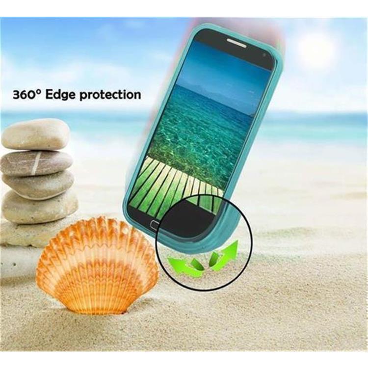 Custodia-Cover-Silicone-per-Huawei-P8-LITE-2015-TPU-Case-Effetto-Acciaio miniatura 22
