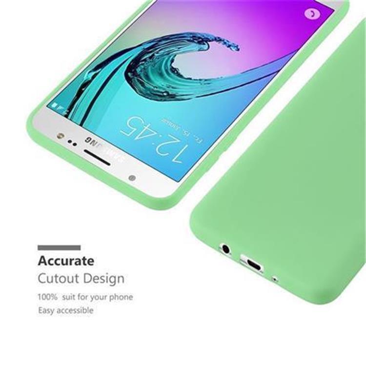 Custodia-Cover-Silicone-per-Samsung-Galaxy-J5-2016-TPU-Case-Protettiva miniatura 25