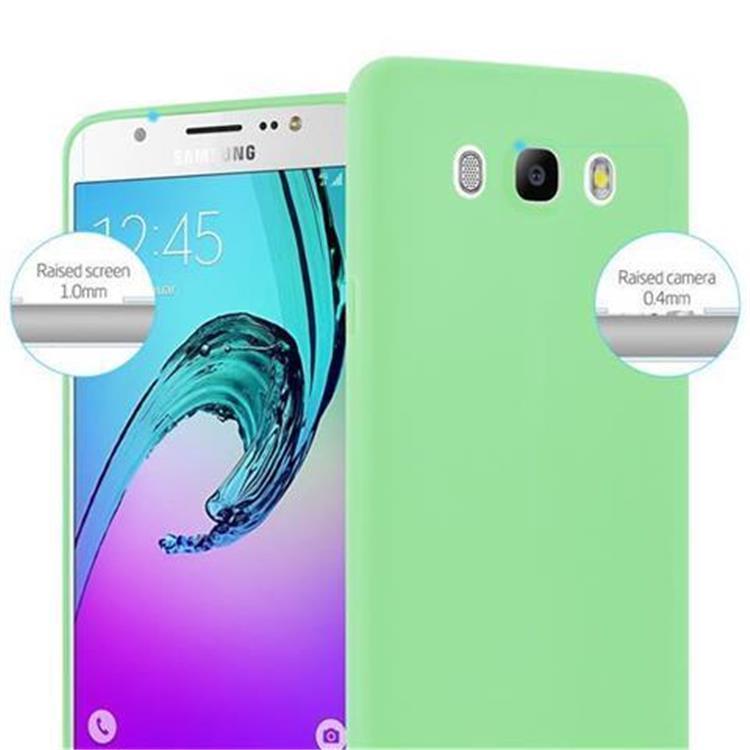 Custodia-Cover-Silicone-per-Samsung-Galaxy-J5-2016-TPU-Case-Protettiva miniatura 24
