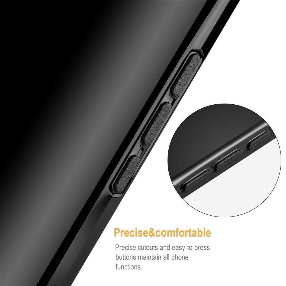 Custodia-Cover-Silicone-per-Huawei-P9-PLUS-TPU-Case-Ultra-Sottile miniatura 19