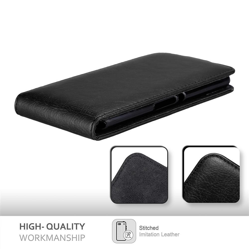 Custodia-per-Sony-Xperia-E3-FLIP-Cover-Protezione-Case-Conchiglia miniatura 14