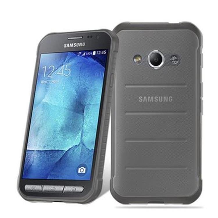 Custodia-Cover-Silicone-per-Samsung-Galaxy-XCOVER-3-TPU-Case-Ultra-Sottile miniatura 10
