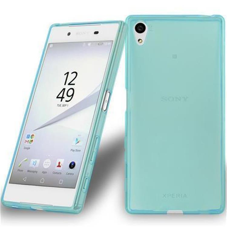 Custodia-Cover-Silicone-per-Sony-Xperia-Z5-TPU-Case-Ultra-Sottile miniatura 22