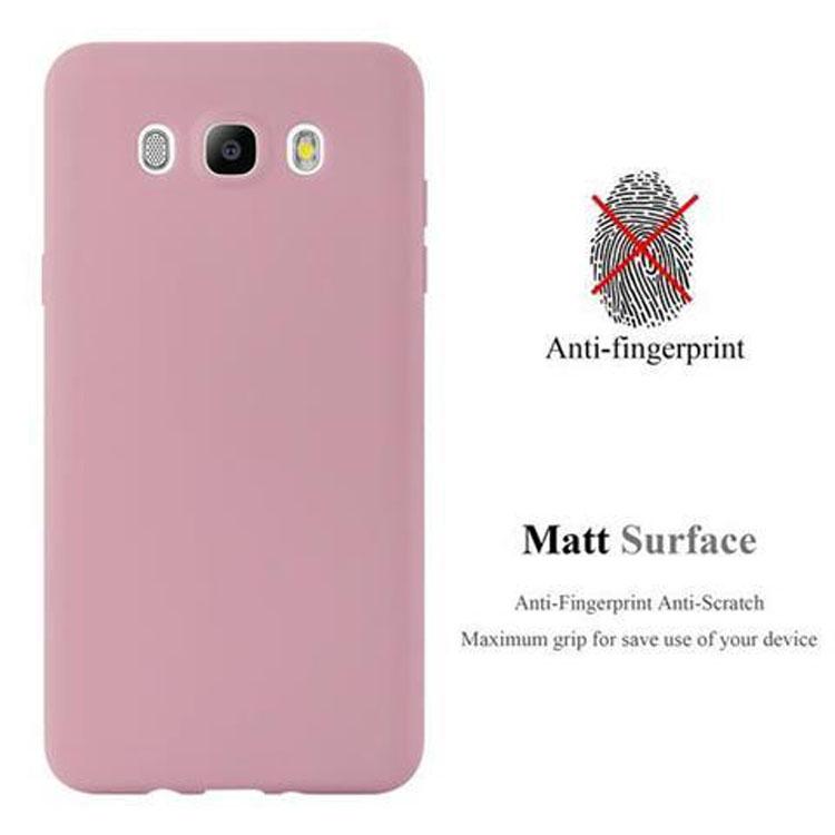 Custodia-Cover-Silicone-per-Samsung-Galaxy-J5-2016-TPU-Case-Protettiva miniatura 13