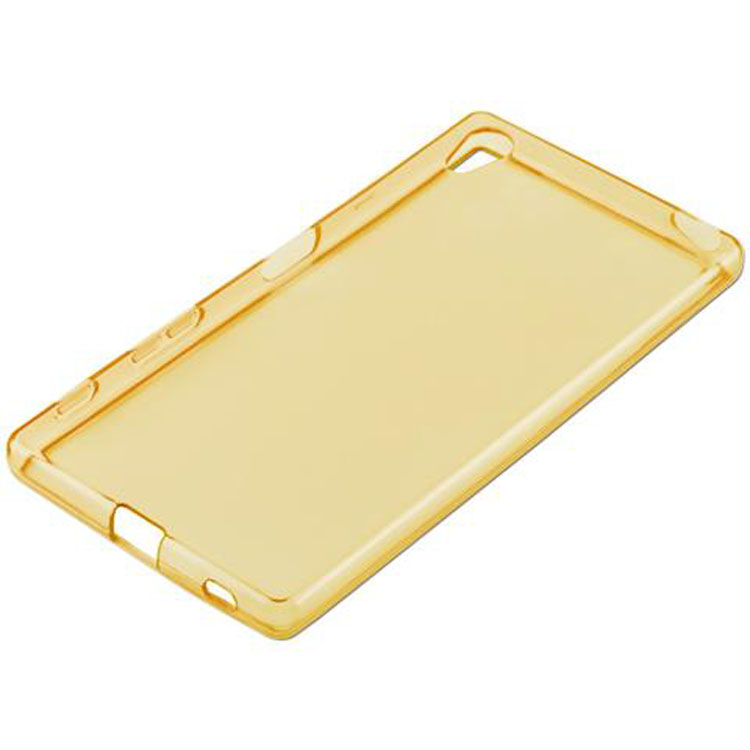 Custodia-Cover-Silicone-per-Sony-Xperia-Z5-TPU-Case-Ultra-Sottile miniatura 29