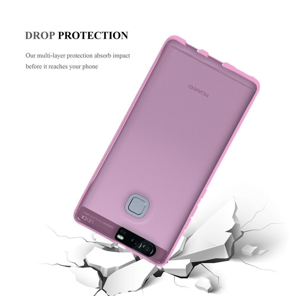 Custodia-Cover-Silicone-per-Huawei-P9-PLUS-TPU-Case-Ultra-Sottile miniatura 16