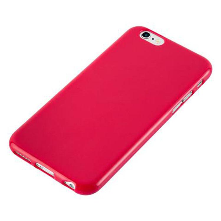 Custodia-Cover-Silicone-per-Apple-iPhone-6-6S-Morbida-TPU-Case miniatura 11