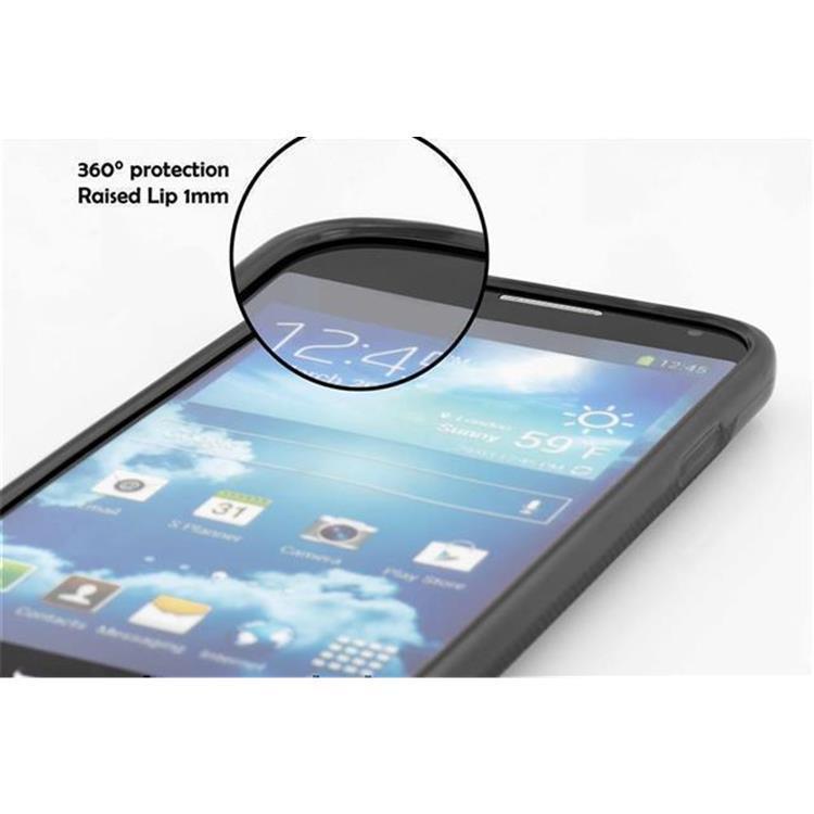 Custodia-Cover-Silicone-per-Huawei-P8-LITE-2015-TPU-Case-Effetto-Acciaio miniatura 9