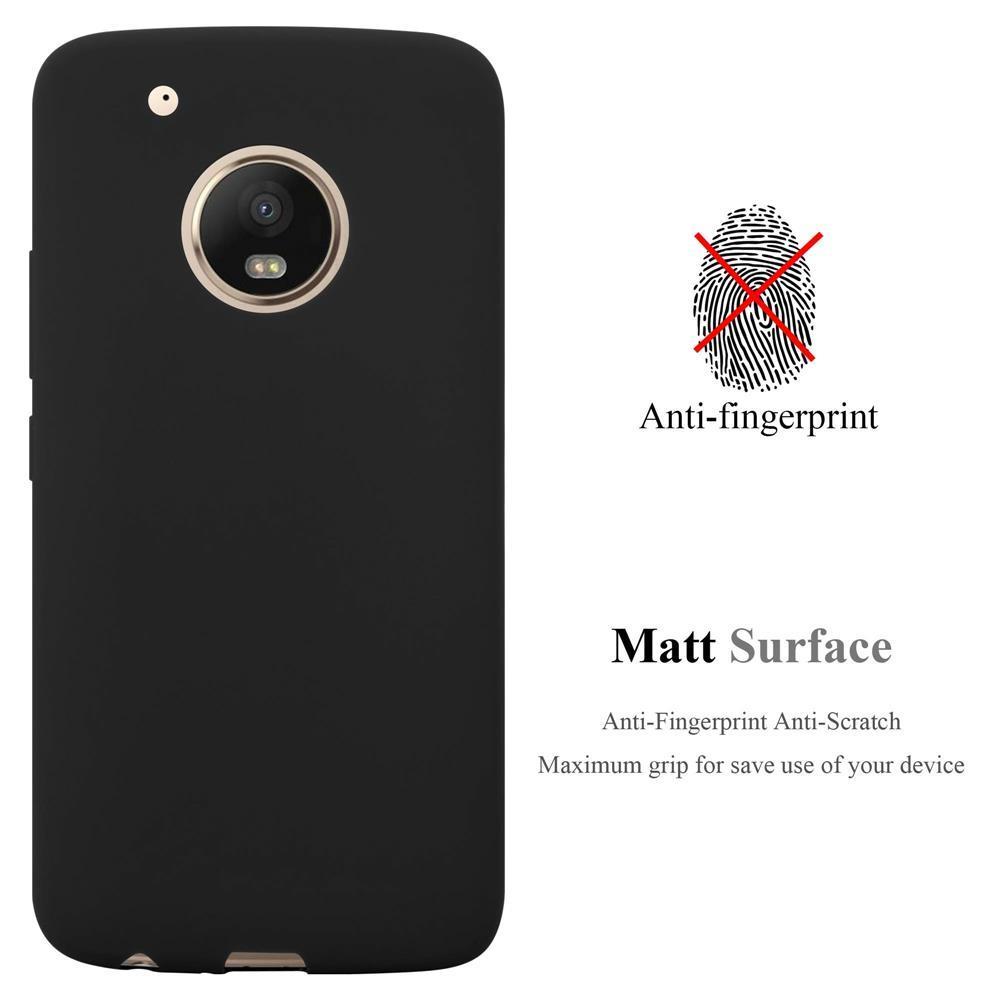 Custodia-Cover-Silicone-per-Motorola-MOTO-G5-PLUS-TPU-Case-Protettiva miniatura 39
