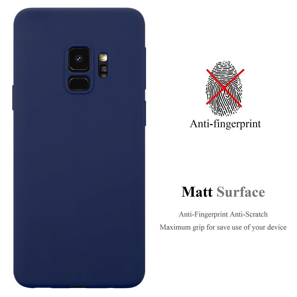 Custodia-Cover-Silicone-per-Samsung-Galaxy-S9-TPU-Case-Protettiva miniatura 32