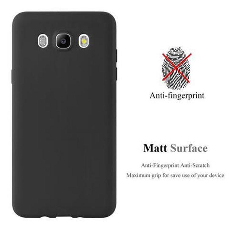 Custodia-Cover-Silicone-per-Samsung-Galaxy-J5-2016-TPU-Case-Protettiva miniatura 34