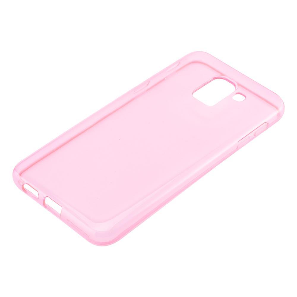 Custodia-Cover-Silicone-per-Samsung-Galaxy-J6-2018-TPU-Case-Ultra-Sottile miniatura 24