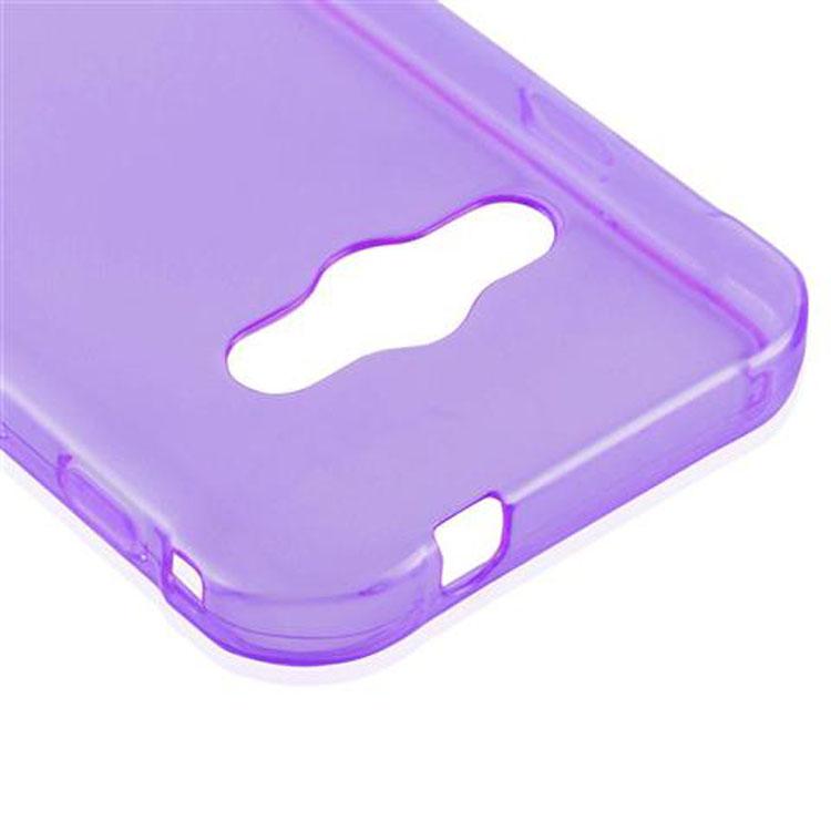 Custodia-Cover-Silicone-per-Samsung-Galaxy-XCOVER-3-TPU-Case-Ultra-Sottile miniatura 37
