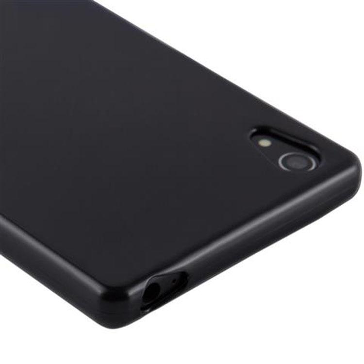 Custodia-Cover-Silicone-per-Sony-Xperia-Z5-TPU-Case-Ultra-Sottile miniatura 26