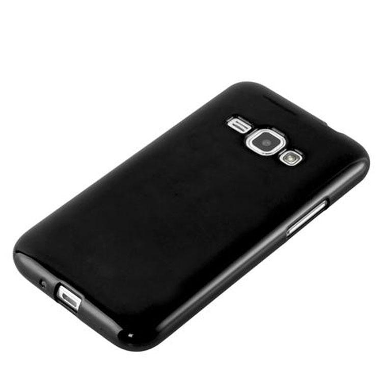 Custodia-Cover-Silicone-per-Samsung-Galaxy-J1-2015-Morbida-TPU-Case miniatura 6