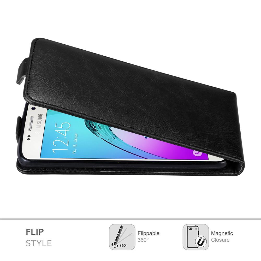 Custodia-per-Samsung-Galaxy-A3-2016-FLIP-Cover-Protezione-Case-Conchiglia miniatura 11