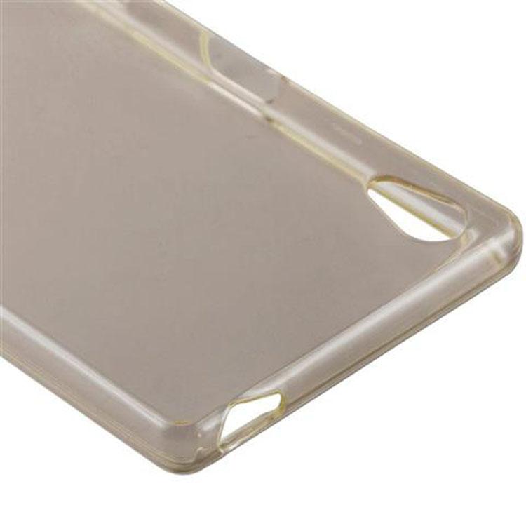 Custodia-Cover-Silicone-per-Sony-Xperia-Z5-TPU-Case-Ultra-Sottile miniatura 8
