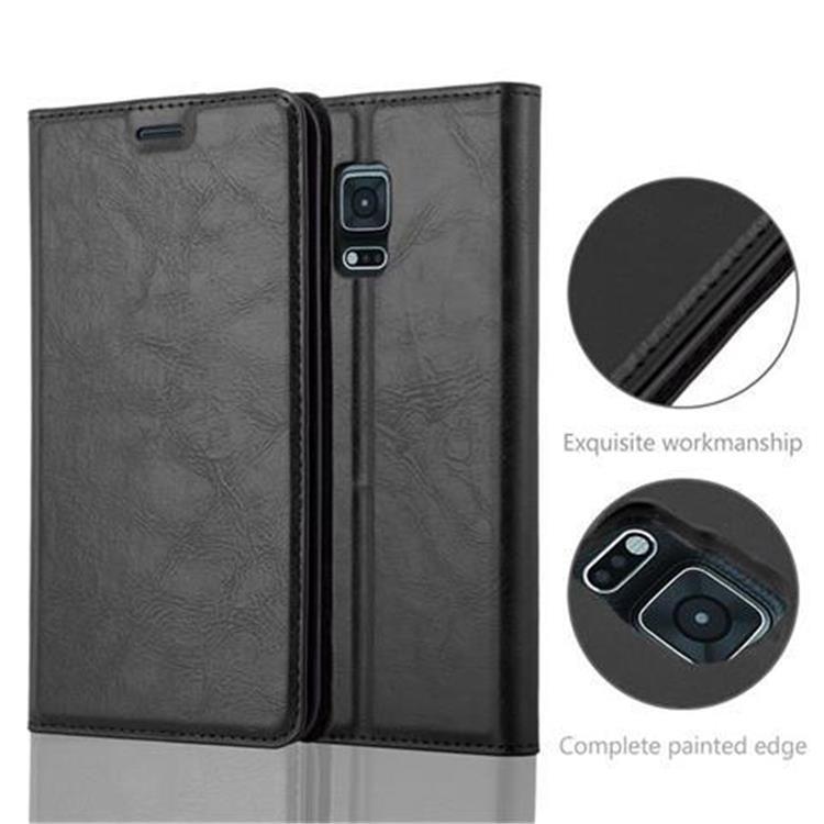 Custodia-per-Samsung-Galaxy-NOTE-EDGE-Portafoglio-Cover-Case-Magnetica-Libro miniatura 12