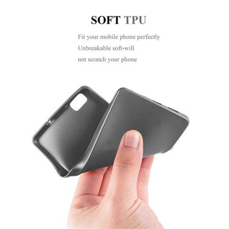 Custodia-Cover-Silicone-per-Huawei-P8-LITE-2015-TPU-Case-Metallico-Opaco miniatura 27
