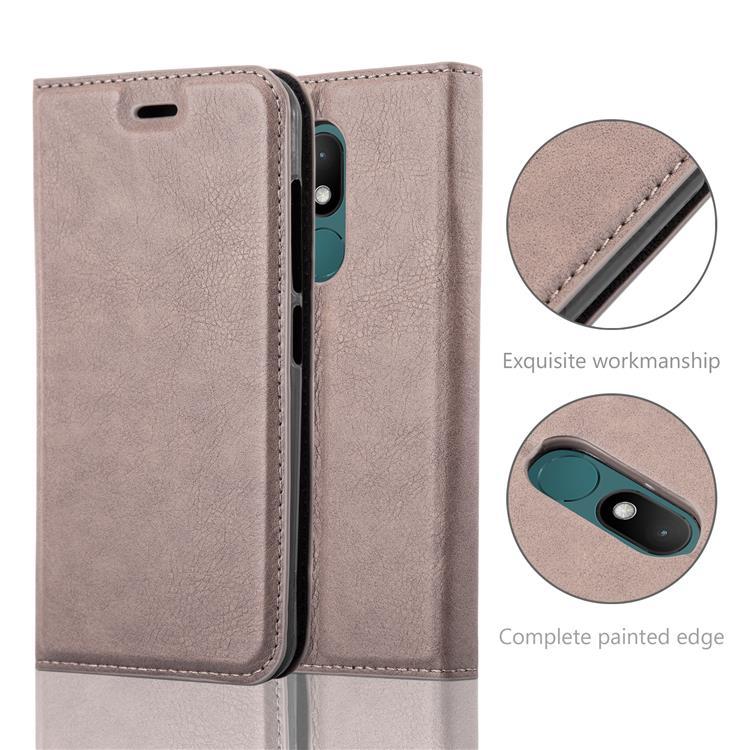 Custodia-per-WIKO-WIM-LITE-Portafoglio-Cover-Case-Magnetica-Libro miniatura 12