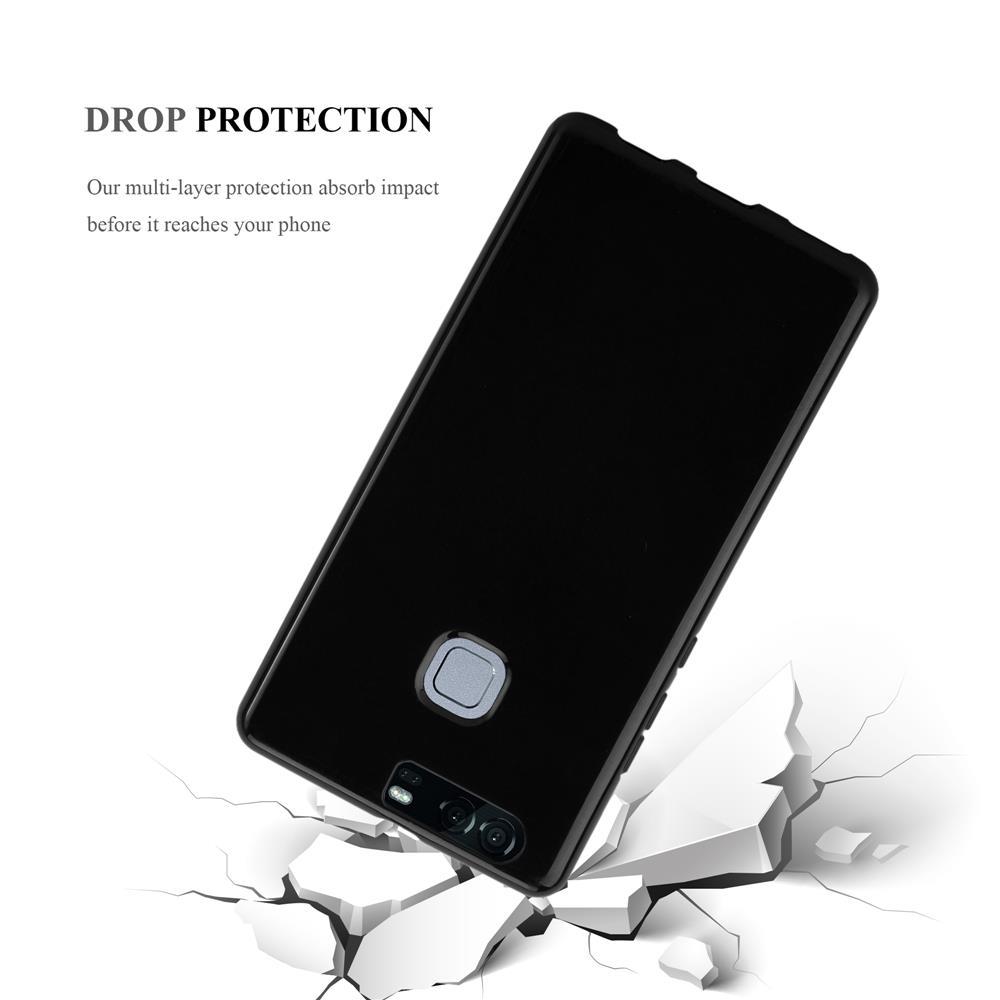 Custodia-Cover-Silicone-per-Huawei-P9-PLUS-TPU-Case-Ultra-Sottile miniatura 22