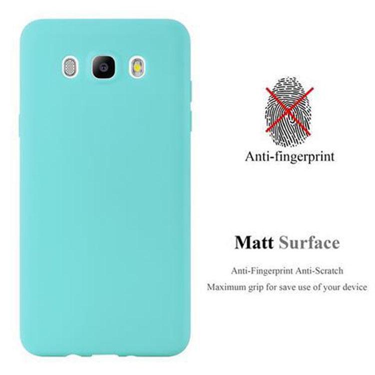 Custodia-Cover-Silicone-per-Samsung-Galaxy-J5-2016-TPU-Case-Protettiva miniatura 41