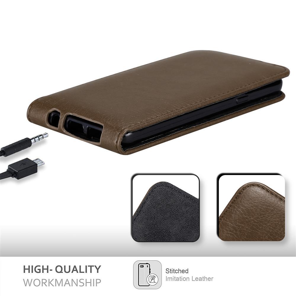 Custodia-per-Samsung-Galaxy-A3-2016-FLIP-Cover-Protezione-Case-Conchiglia miniatura 19