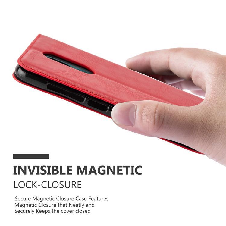 Custodia-per-WIKO-WIM-LITE-Portafoglio-Cover-Case-Magnetica-Libro miniatura 9