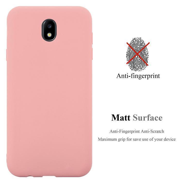 Custodia-Cover-Silicone-per-Samsung-Galaxy-J7-2017-TPU-Case-Protettiva miniatura 18