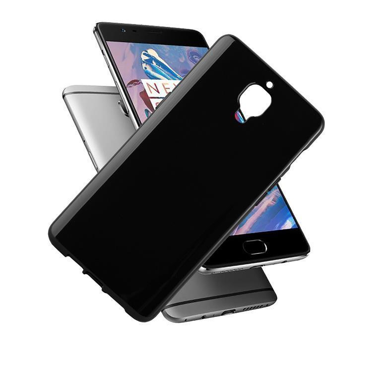 Custodia-Cover-Silicone-per-OnePlus-3-3T-TPU-Case-Ultra-Sottile miniatura 16