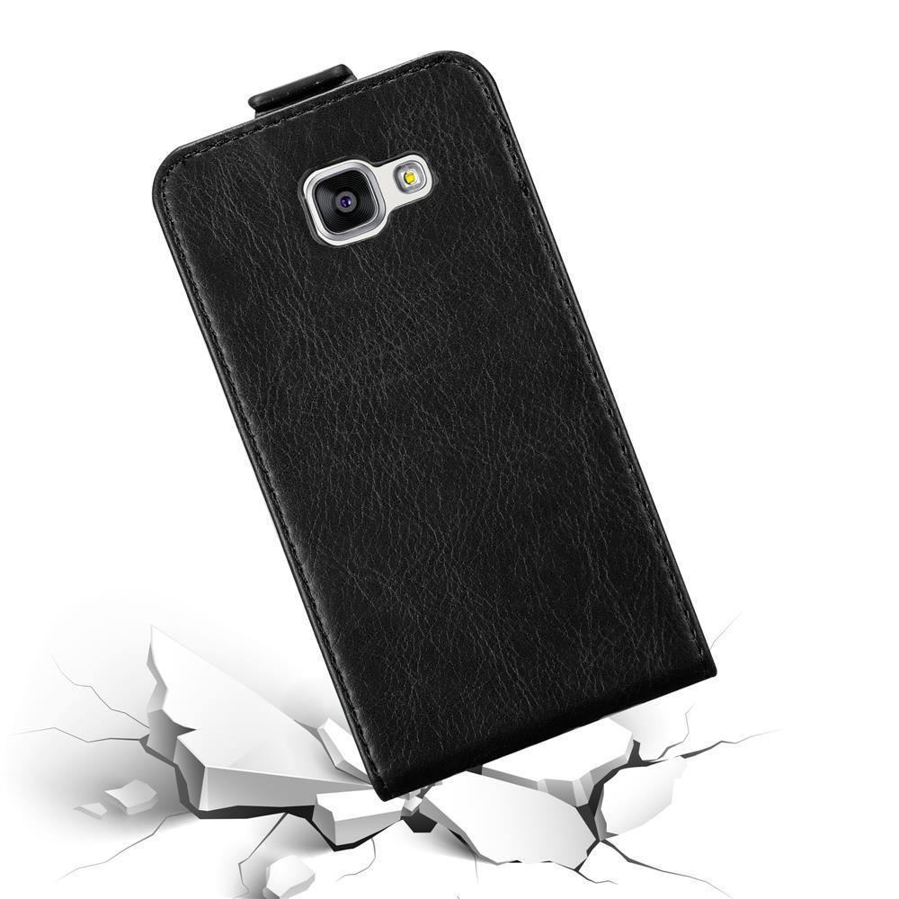 Custodia-per-Samsung-Galaxy-A3-2016-FLIP-Cover-Protezione-Case-Conchiglia miniatura 13