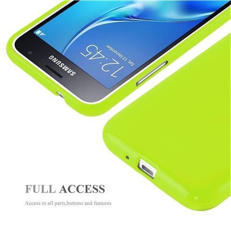 Custodia-Cover-Silicone-per-Samsung-Galaxy-J1-2015-Morbida-TPU-Case miniatura 18