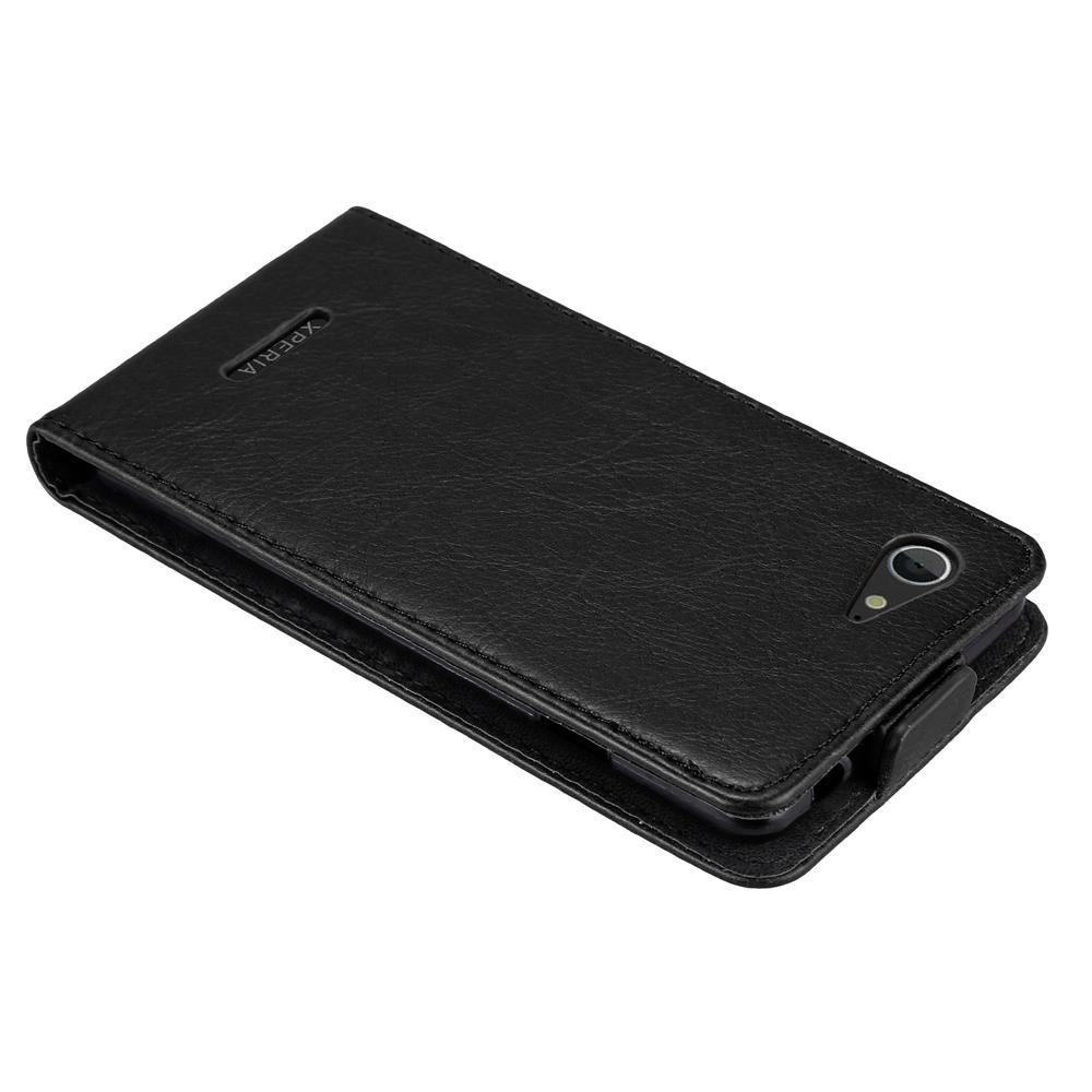 Custodia-per-Sony-Xperia-E3-FLIP-Cover-Protezione-Case-Conchiglia miniatura 12