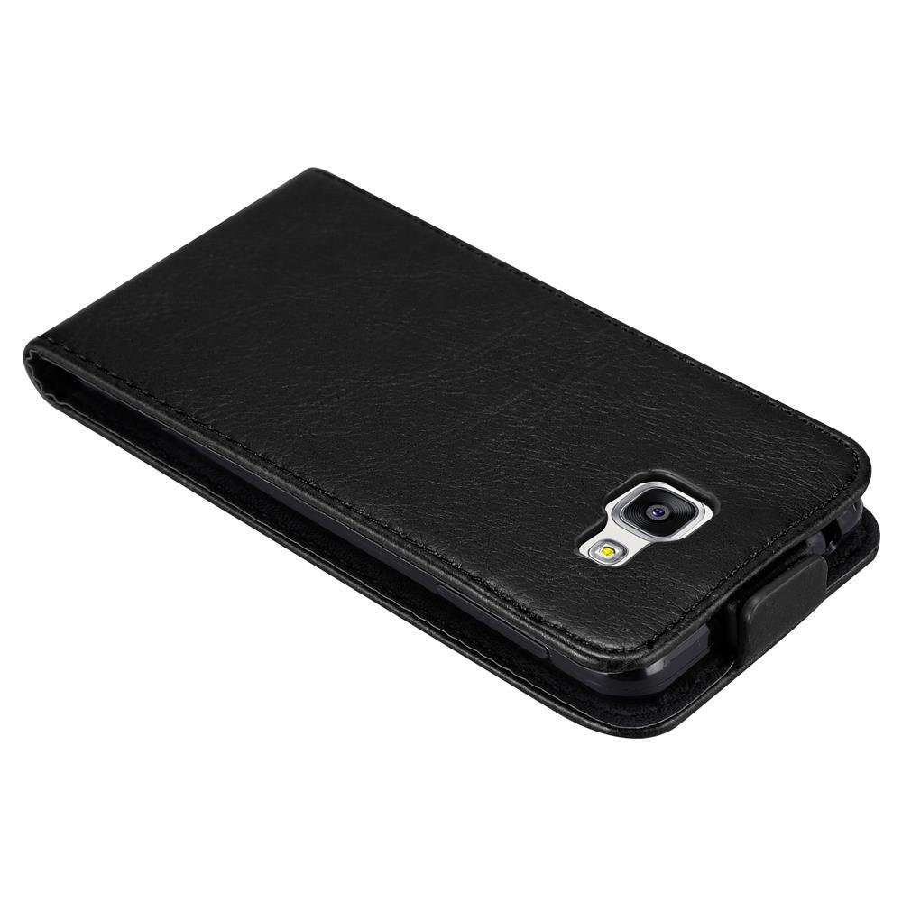 Custodia-per-Samsung-Galaxy-A3-2016-FLIP-Cover-Protezione-Case-Conchiglia miniatura 12