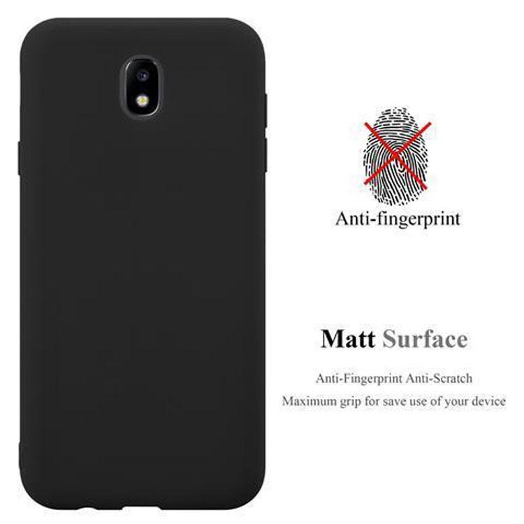 Custodia-Cover-Silicone-per-Samsung-Galaxy-J7-2017-TPU-Case-Protettiva miniatura 39