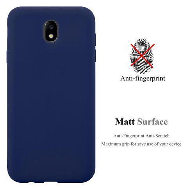 Custodia-Cover-Silicone-per-Samsung-Galaxy-J7-2017-TPU-Case-Protettiva miniatura 32