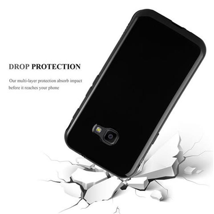 Custodia-Cover-Silicone-per-Samsung-Galaxy-Xcover-4-TPU-Case-Ultra-Sottile miniatura 19
