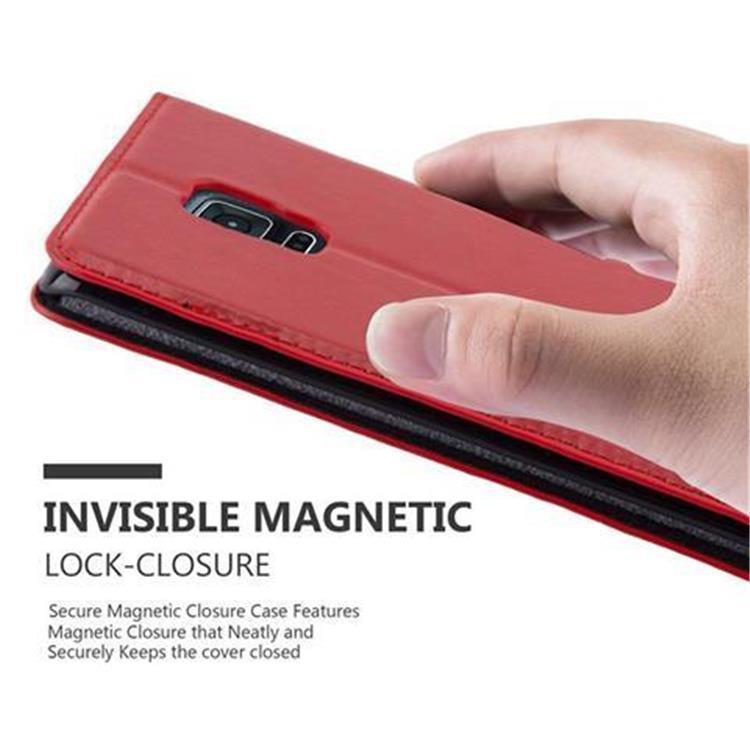 Custodia-per-Samsung-Galaxy-NOTE-EDGE-Portafoglio-Cover-Case-Magnetica-Libro miniatura 20