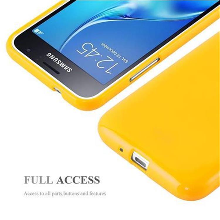 Custodia-Cover-Silicone-per-Samsung-Galaxy-J1-2015-Morbida-TPU-Case miniatura 23