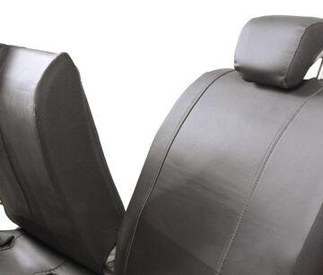 Ganzes SET Passgenaue Sitzbezüge VIP Maßgefertigt VW Up Bj.ab 2011