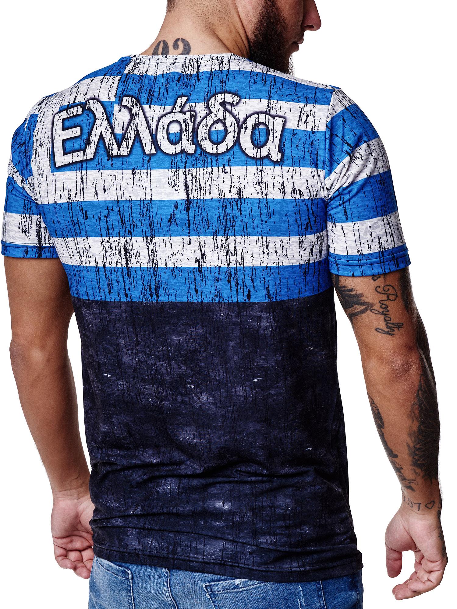 Paesi-da-Donna-T-shirt-A-Maniche-Corte-Girocollo-donne-CALCIO-Fanshirt-John-Kayna miniatura 55