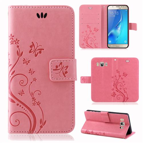 Samsung-Handy-Tasche-Handyhuelle-Schutz-Huelle-Blumen-Flip-Cover-Buch-Case-Etui Indexbild 192