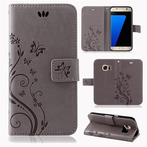 Samsung-Handy-Tasche-Handyhuelle-Schutz-Huelle-Blumen-Flip-Cover-Buch-Case-Etui Indexbild 61