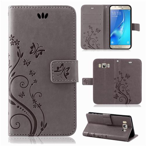 Samsung-Handy-Tasche-Handyhuelle-Schutz-Huelle-Blumen-Flip-Cover-Buch-Case-Etui Indexbild 191