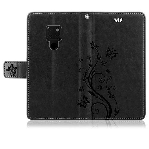 Elegant Bookcover Design: Huawei Mate 20 Handy Tasche Handyh Lle Wallet Case Schutz