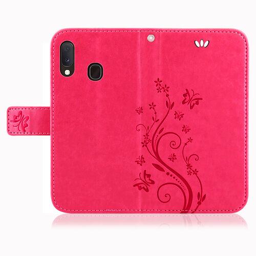 Elegant Bookcover Design: H Lle F R Samsung Galaxy A20e Handy Tasche Handyh Lle