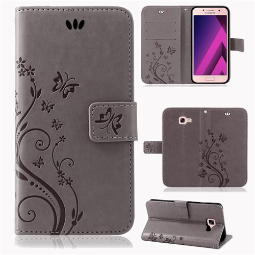 Samsung-Handy-Tasche-Handyhuelle-Schutz-Huelle-Blumen-Flip-Cover-Buch-Case-Etui Indexbild 111